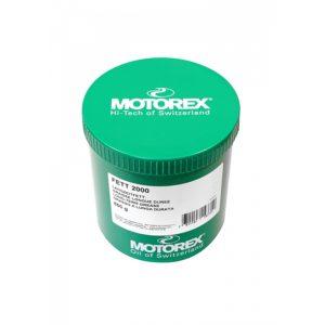 MOTOREX GREASE 2000 850G TUB