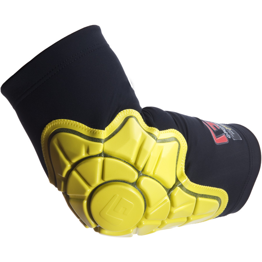 G-Form Pro X Elbow Pad Yellow -Olympic Cycles