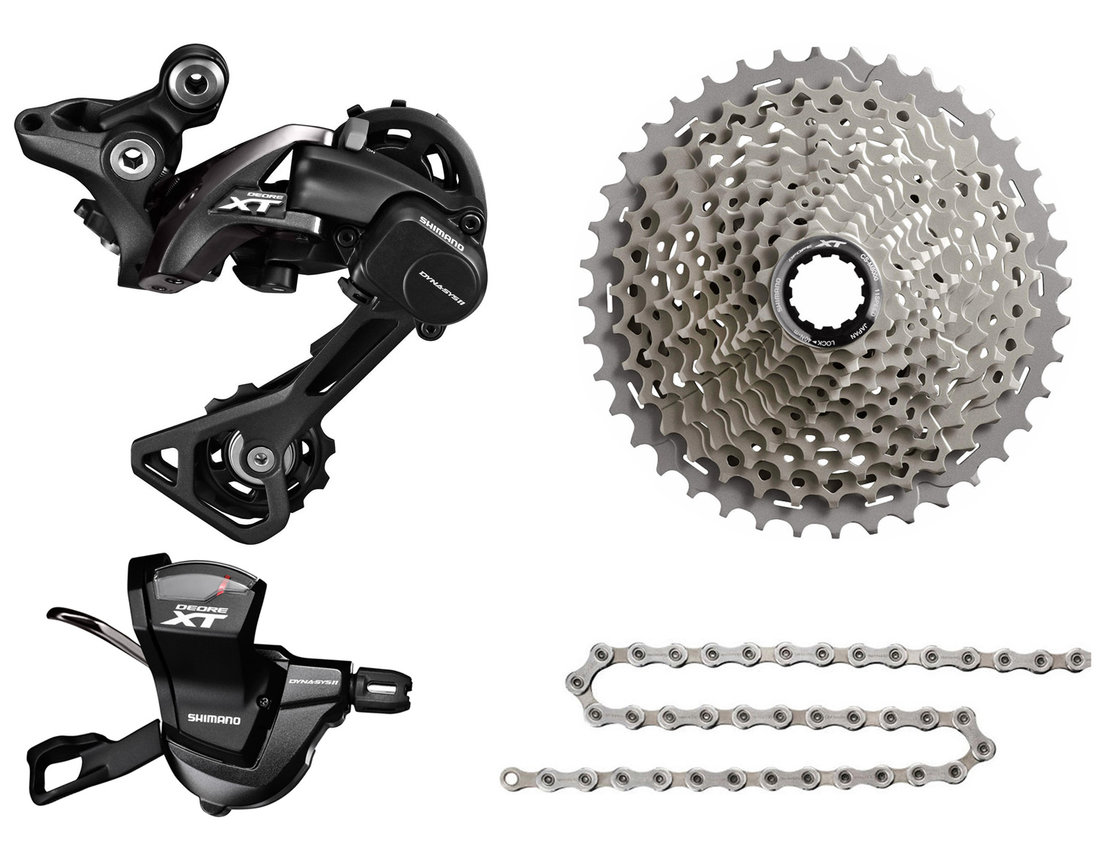 6cce6080d08 Shimano Deore M8000 XT 11 Speed Upgrade Kit -