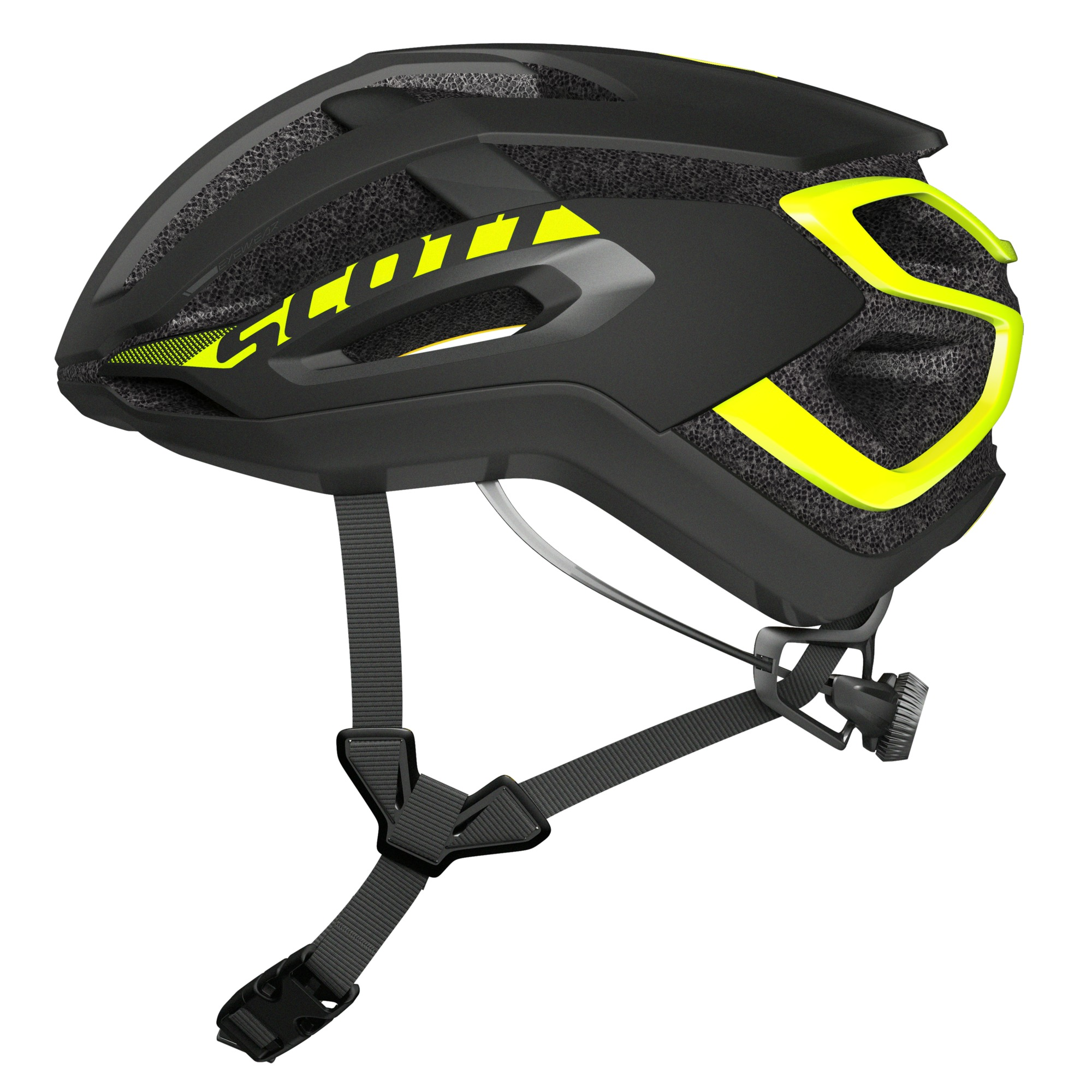 scott centric plus helm