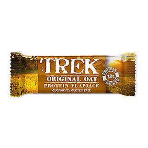 trek protein flapjacks