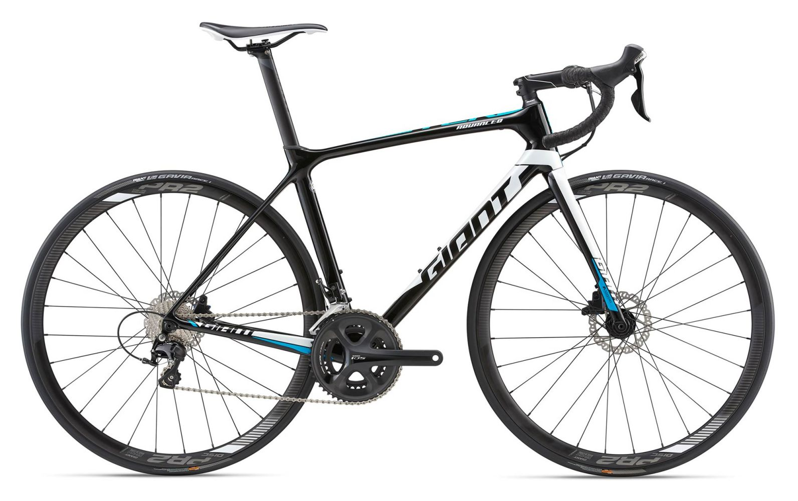 cec6132cc87 Giant TCR Advanced 2 Disc 2018 -