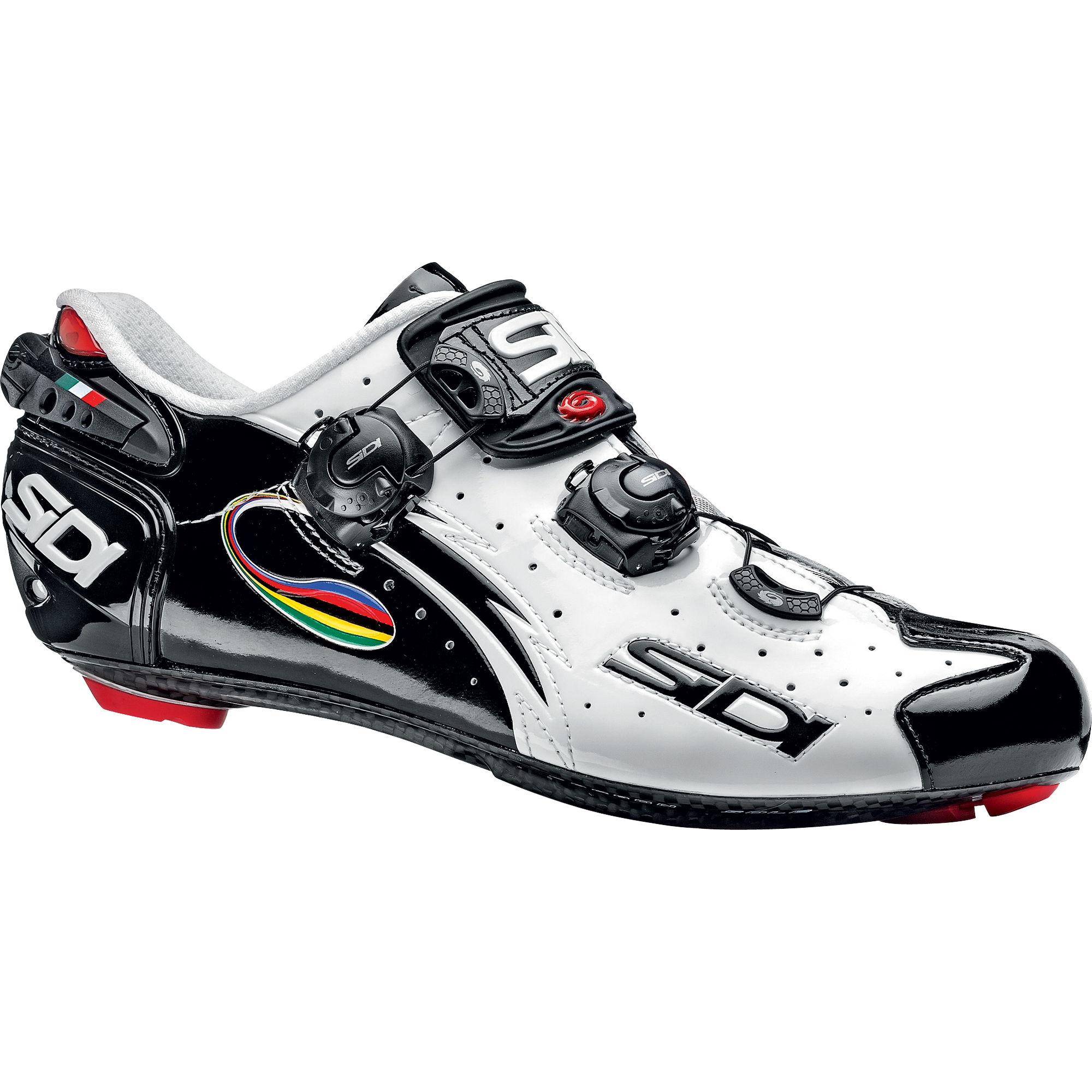 bb587e692e6bf8 Sidi Wire Carbon Vernice Road Shoes -