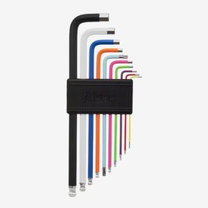 Fabric Hex Key Set